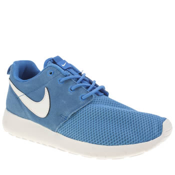 Boys Nike Blue Roshe One Boys Youth