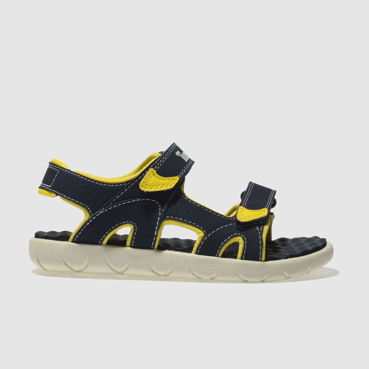 Timberland Navy Perkins Row Trainers Youth