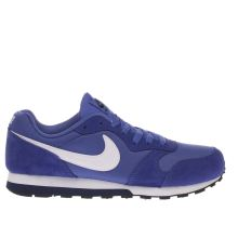 Nike Blue Md Runner Boys Youth