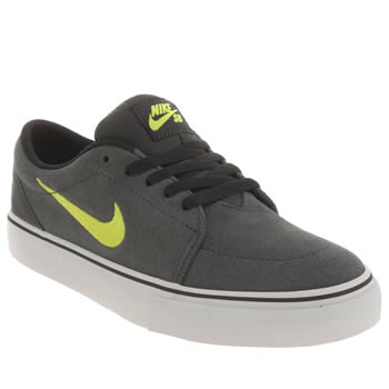 Nike Skateboarding Dark Grey Satire Boys Youth