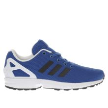 Adidas Blue Zx Flux Boys Youth