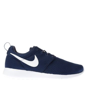 Nike Navy Roshe One Boys Youth