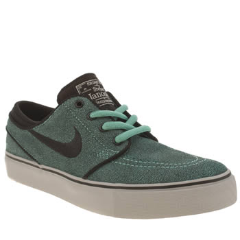 Nike Skateboarding Blue Stefan Janoski Boys Youth