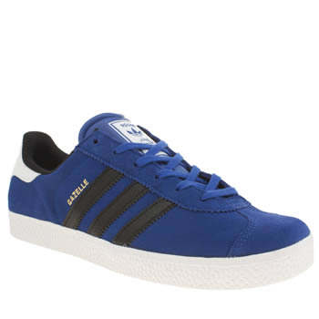 Adidas Blue Gazelle 2 Boys Youth