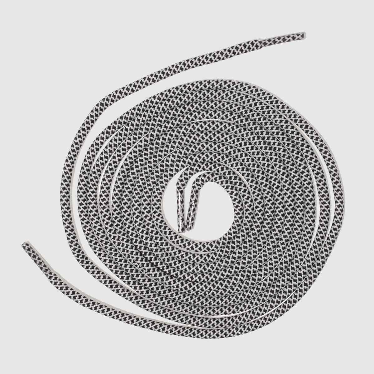 mr lacy black & white ropies