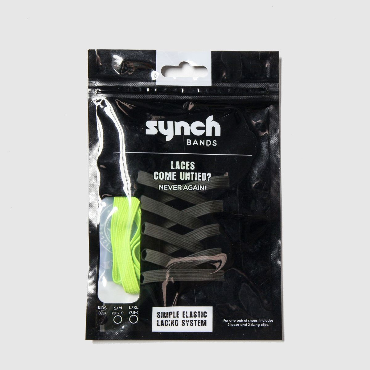 synch bands Accessories Synch Bands Green S/m Elastic Lace