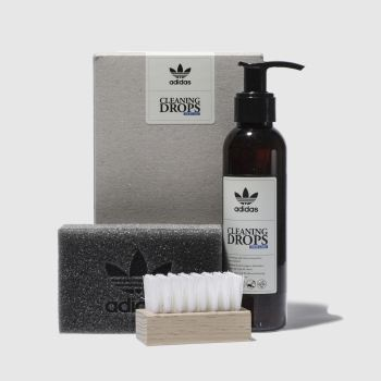 Adidas Clear Cleaning Drops Set Shoe Care