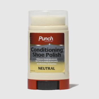 Punch Clear Conditioning Shoe Polish Shoe Care