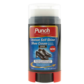 Schuh Black Shoe Cream Shoe Care