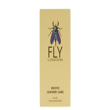Fly London Clear Rustic Leather Care Shoe Care