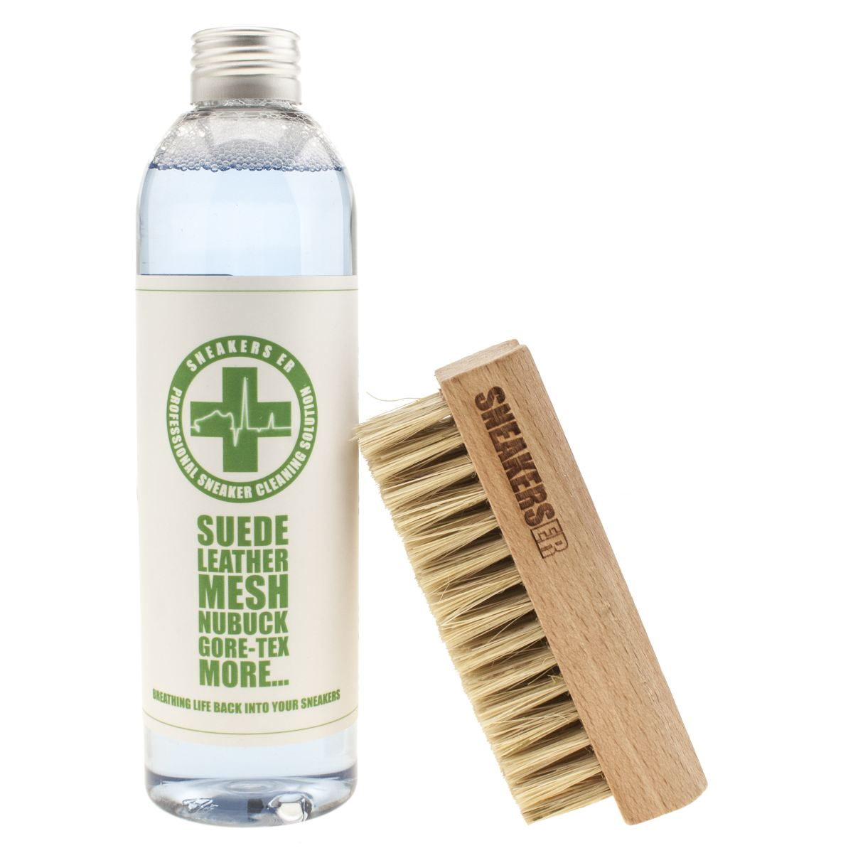 sneakerser Sneakerser Clear Cleaner Kit Shoe Care
