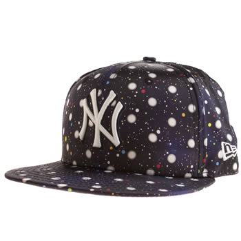New Era Multi New York Polka Space 59fifty Caps and Hats