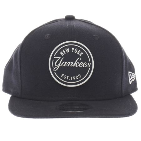 new era 9fifty ny rubber emblem 1