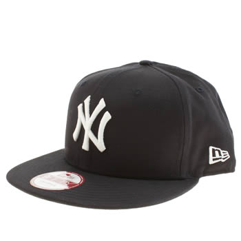 New Era Navy Ny Yankees 9fifty Cap Caps and Hats