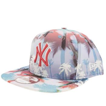 New Era Multi New York Miami Vibe 9fifty Caps and Hats