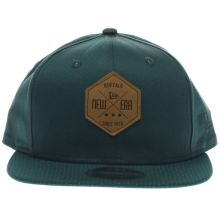 New Era Green 9fifty Hex Patch Caps and Hats