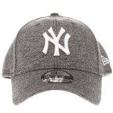 New Era Light Grey 9forty League Ny Yankee Caps and Hats