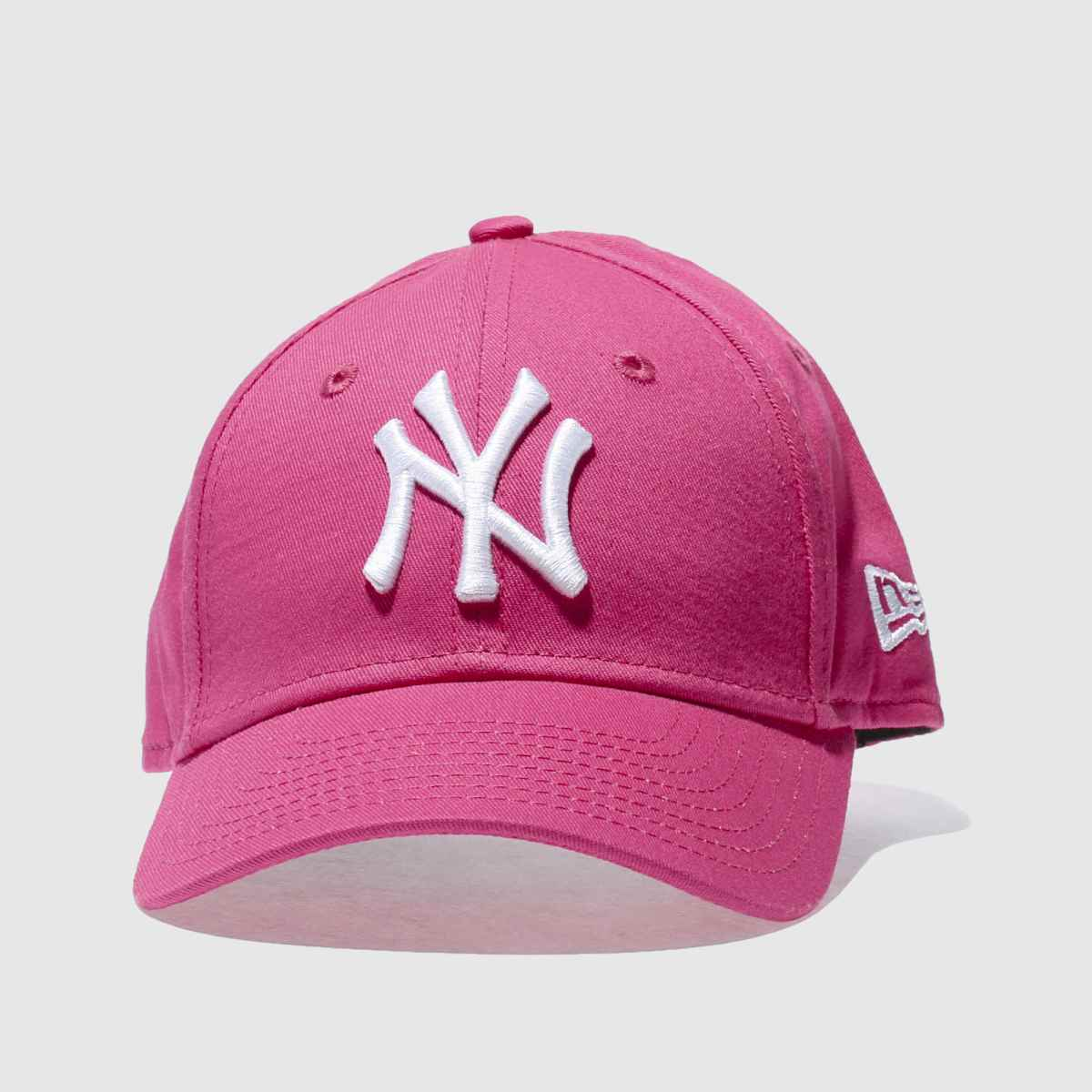 New Era New Era Pink Ny Yankees 9forty