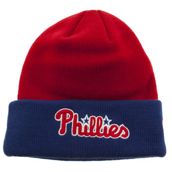 Accessories New Era Red Kids Phillies Now Switch Caps and Hats