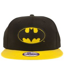 New Era Black Kids Batman 9fifty Caps and Hats
