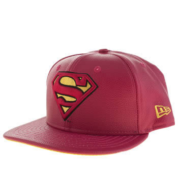 New Era Pink Supergirl Hero Dare 9fifty Caps and Hats