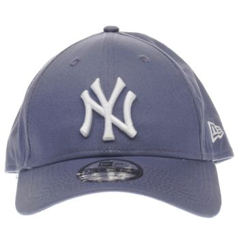 New Era Grey 9forty Ess Ny Yankees Caps and Hats