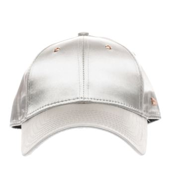 New Era Silver Premium 9Forty Caps and Hats