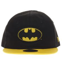 New Era Black My First Batman 9fifty Caps and Hats