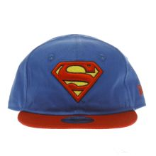 New Era Blue Kids Superman 9fifty Caps and Hats