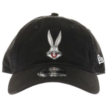 New Era Black Looney Tunes Bugs Bunny Caps and Hats