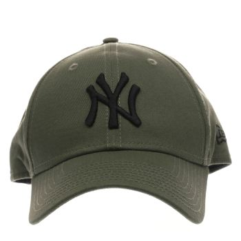 New Era Khaki Mlb Essential Ny Yankees Caps and Hats