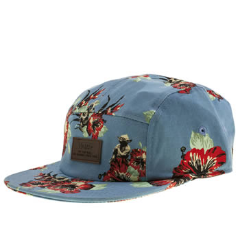 Vans Pl Blue & Red X Star Wars Camper Caps and Hats