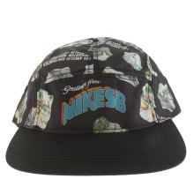 Nike Sb Black Seasonal 5 Panel Caps and Hats
