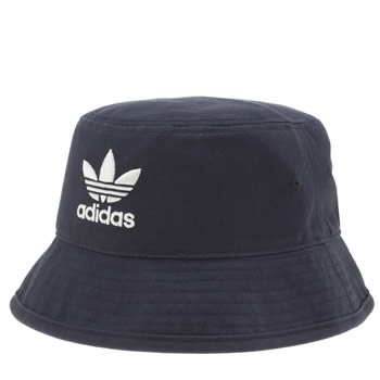Adidas Navy Bucket Hat Caps and Hats