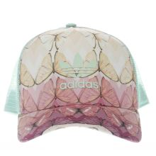 Adidas Turquoise & Pink Cap Caps and Hats