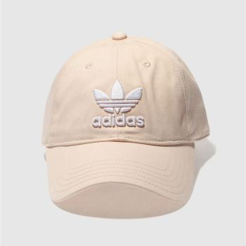 Adidas Pale Pink TREFOIL Caps and Hats