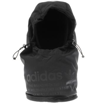 Adidas Black Nmd Balaclava Caps and Hats
