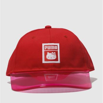 Puma Red Hello Kitty Cap Caps and Hats