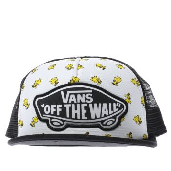 Vans Multi Peanuts Trucker Woodstock Caps and Hats