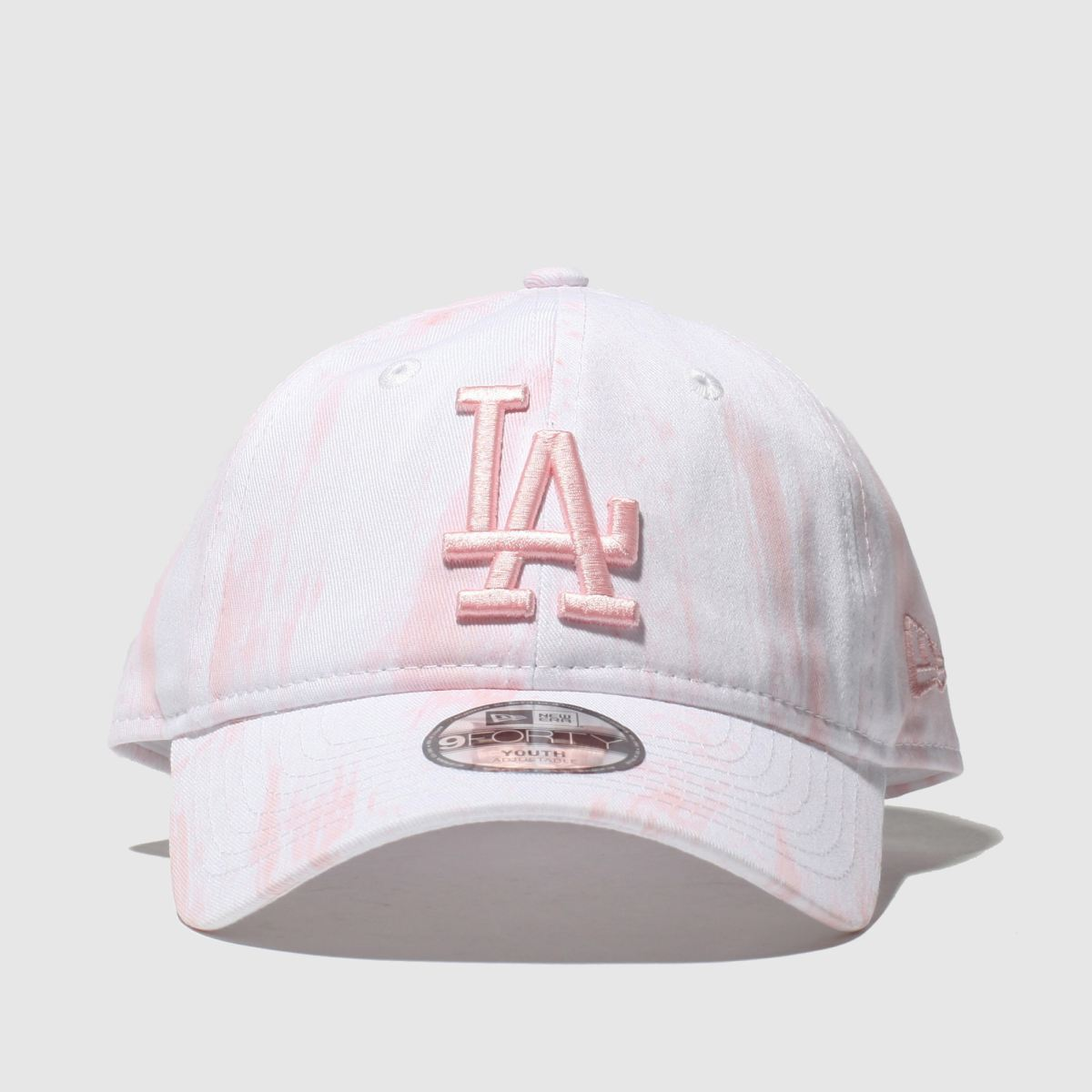 New Era Accessories New Era Pale Pink Kids 9forty La Dodgers