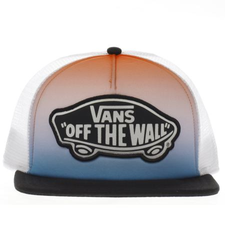 vans beach girl trucker 1