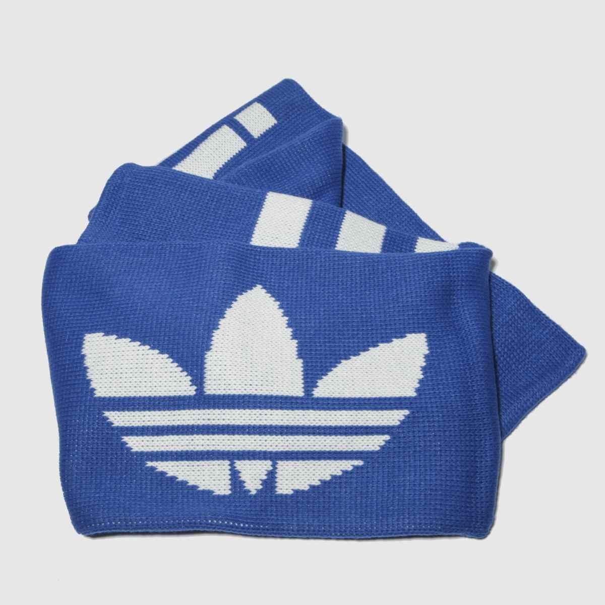Adidas Blue Scarf
