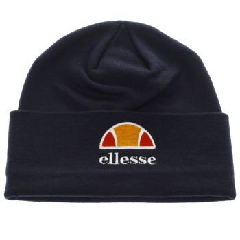 Ellesse Navy & White ALEZIO Caps and Hats