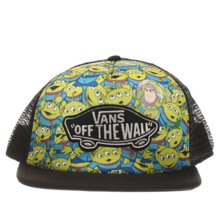 vans toy story aliens trucker 1