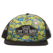 Vans Green Toy Story Aliens Trucker Caps and Hats
