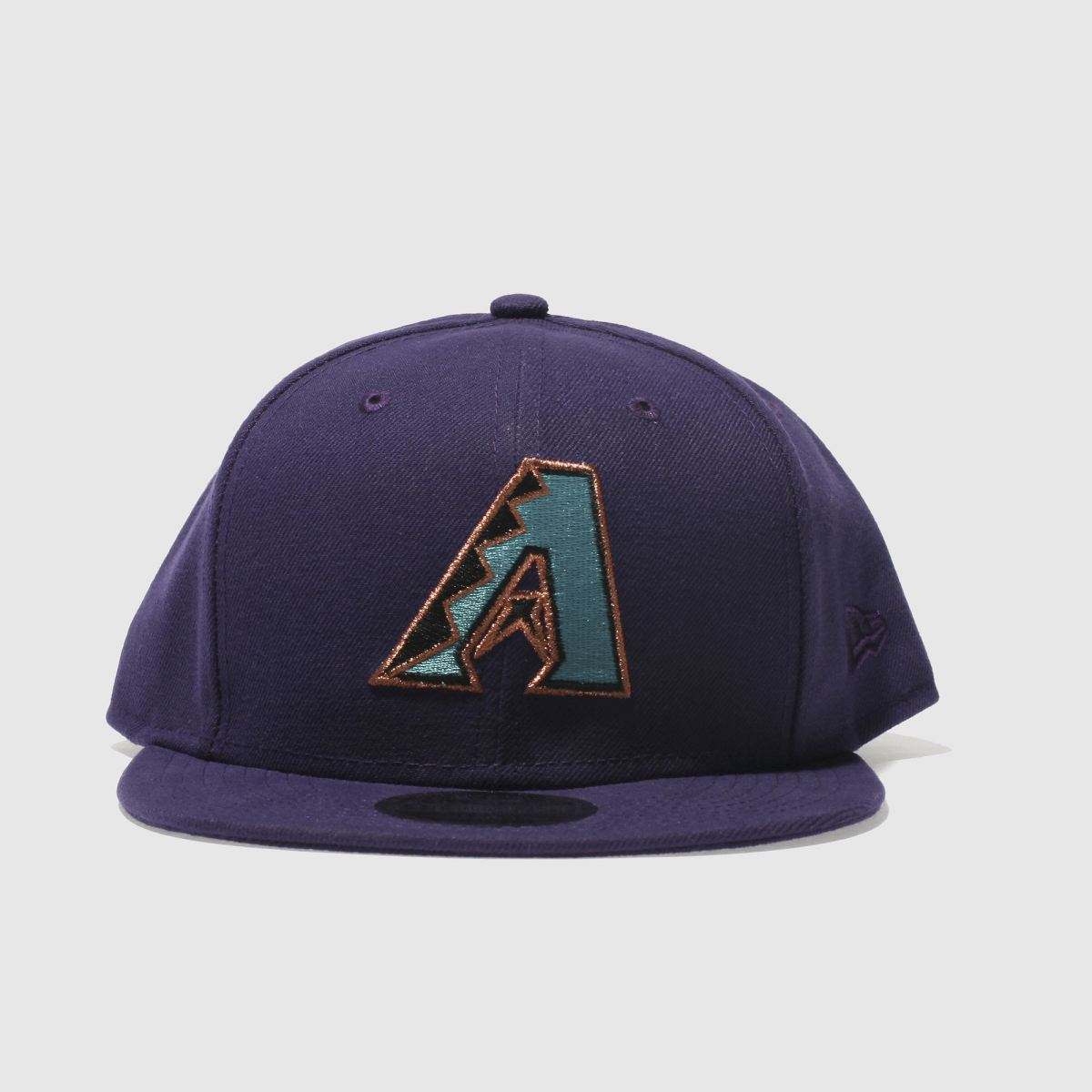 New Era New Era Purple Coast To Coast Trucker 9fifty