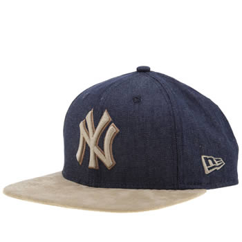 New Era Navy Rustic Snap Ny 9fifty Caps and Hats