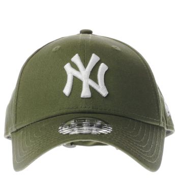 New Era Khaki 9Forty Ny Caps and Hats