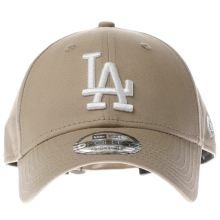 New Era Beige 9 Forty La Caps and Hats