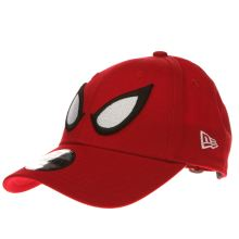 New Era Red Kids Spiderman 9forty Caps and Hats